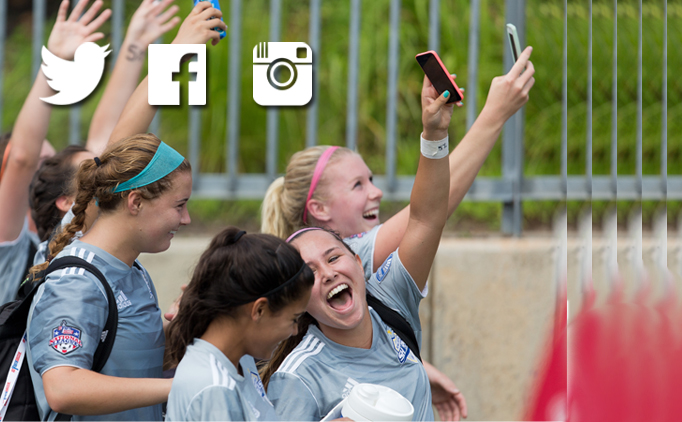 Social media do's and don'ts for youth players